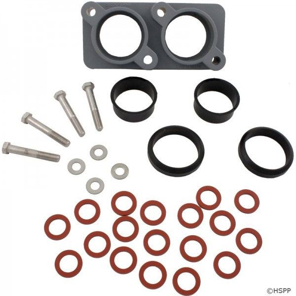 Pentair PUR-151-4923 - Pentair MiniMax Plus Heater Quick Flange Kit 075284