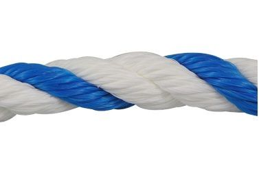 Pool Rope 3/4 Inch - Blue / White