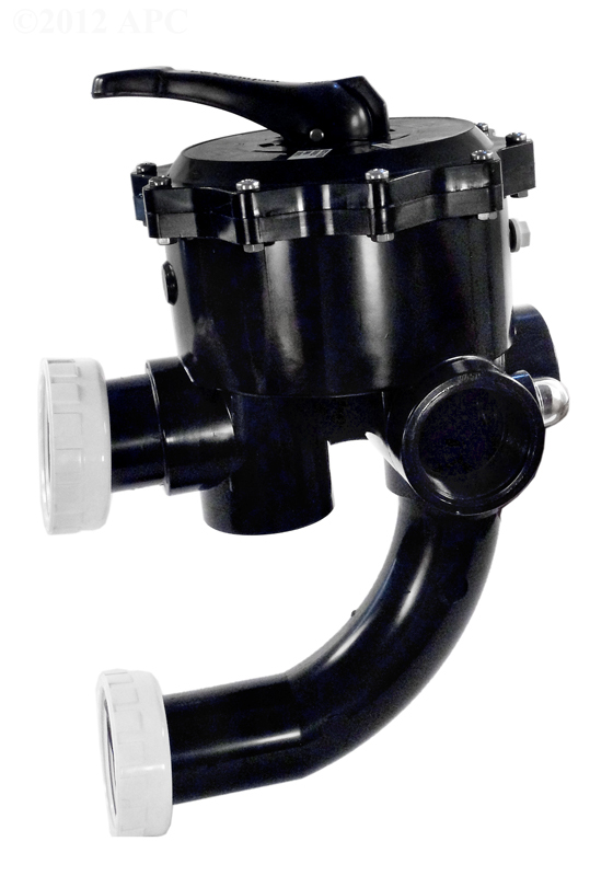 Sta-Rite STA-06-273 - Sta-Rite 2 Inch Multiport Side Mount Valve 18201-0200