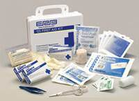 25 Person Plastic First Aid Kit - ERB Safety 17132