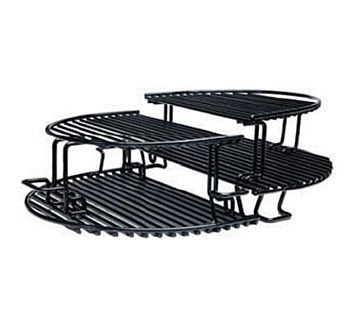 Primo Grills Extended Cooking Rack for Oval Junior Grill
