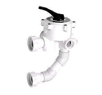 Pentair AMP-06-288 - American Products Titan DE Filter 2 Inch Side Mount Valve 50181312