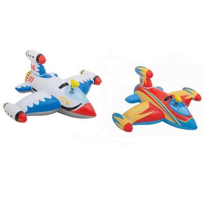 Intex Water Gun Spaceship Inflatable Ride on Pool Toy