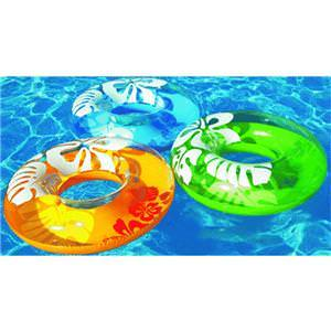 Intex 36 Inch Clear Color Pool Tubes - Assorted
