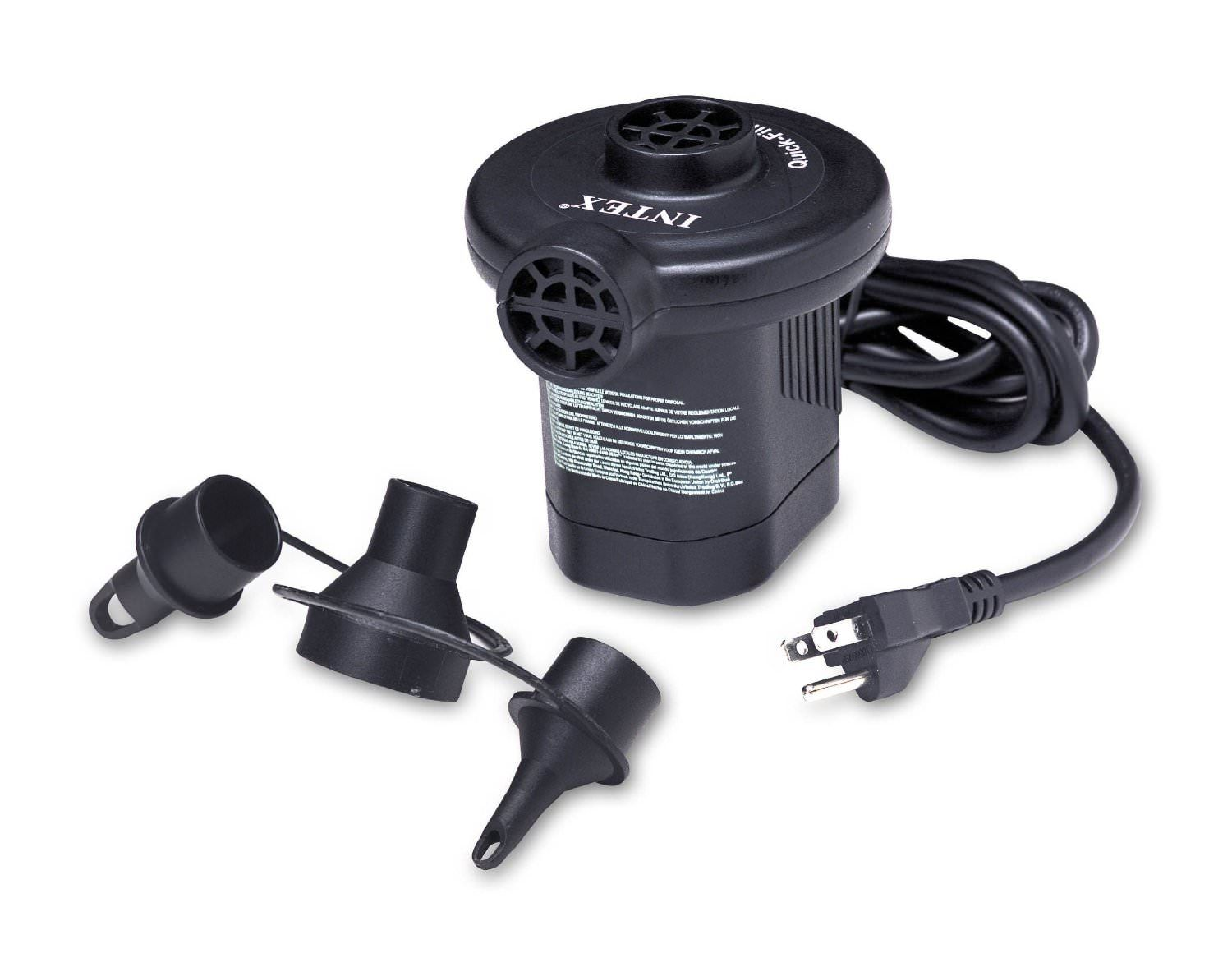Intex ITX-90-6618 - Intex Electric Quickfill Air Pump 66619E