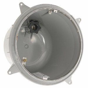 Pentair 79206700 Large Plastic Niche Rear Hub - Concrete