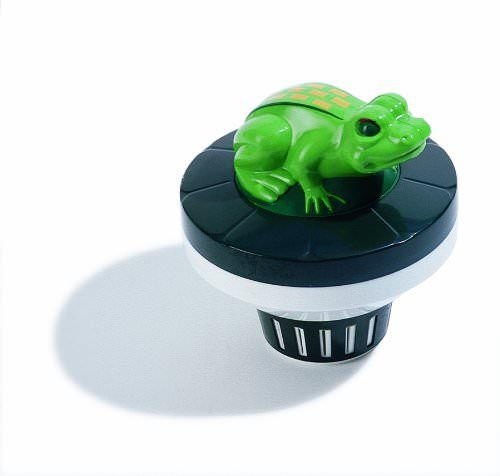 Floating Frog Pool And Spa Chlorine Dispenser
