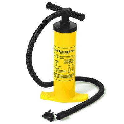 Swimline 9096 Large Capacity Dual Action Hand Pump