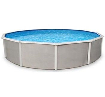 Belize 12' Round Above Ground Pool Kit