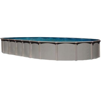 Blue Wave BNDL-BERMUDA-OVAL-12X24 - Bermuda 12x24' Oval Above Ground Pool Kit