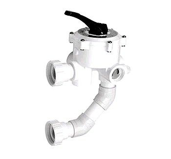 Pentair AMP-06-286 - American Products Titan DE Filter 1.5 Inch Side Mount Valve 50181212