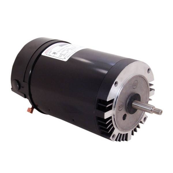 SN1202 2 HP NorthStar Pool Pump Motor 56J Frame C-Face 230V