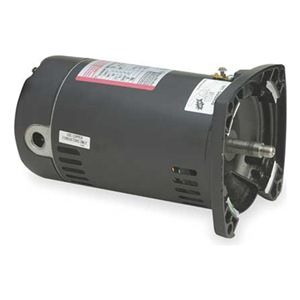 SQ1072 Pool Pump Motor 48Y Frame 3/4 HP Square Flange 115/230V