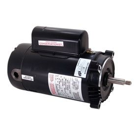 ST1152 1.5 HP Pool Pump Motor 56J Frame C-Face 115-230V - Energy Efficient