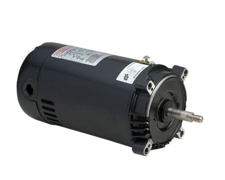 AO Smith AOS-60-5239 - UST1072 3/4 HP Pool Pump Motor 56J Frame C-Face 115/230V