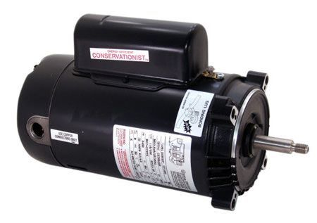 UST1252 2.5 HP Pool Pump Motor 56J Frame C-Face 230V