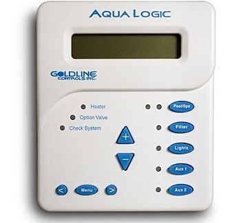 Hayward GLD-30-622 - Hayward Aqua Logic P-4 Wired Remote Display AQL-WW-P-4