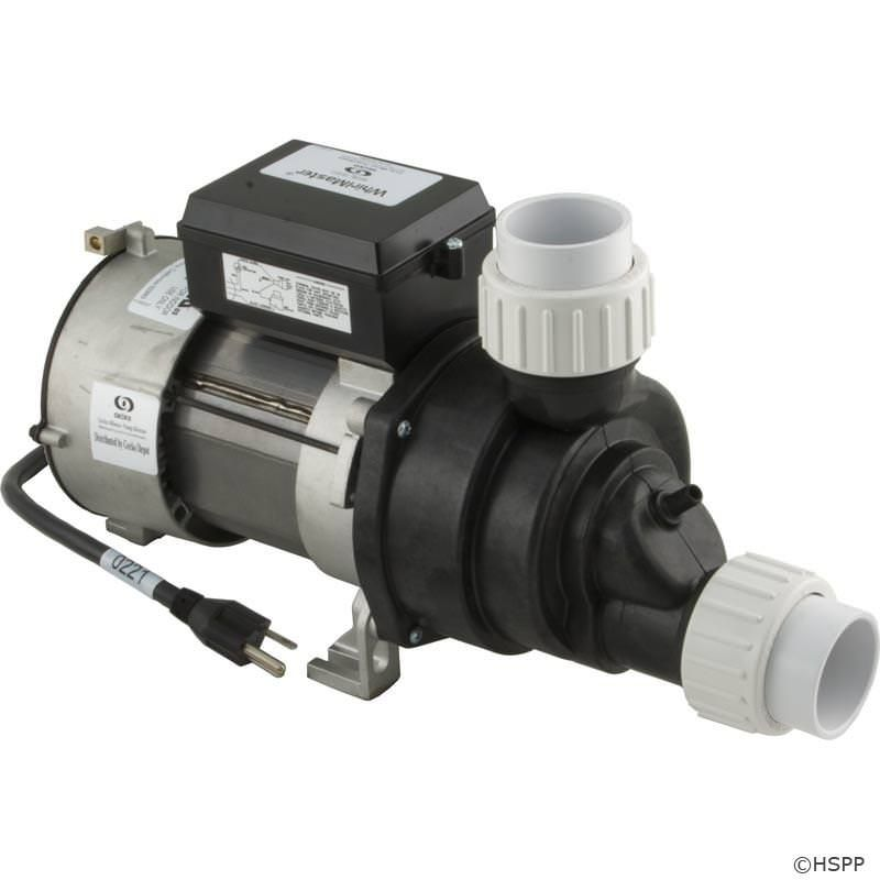 AquaFlo Whirlmaster 1.5 HP 1-Speed Pump - 120V - 04215002-5010
