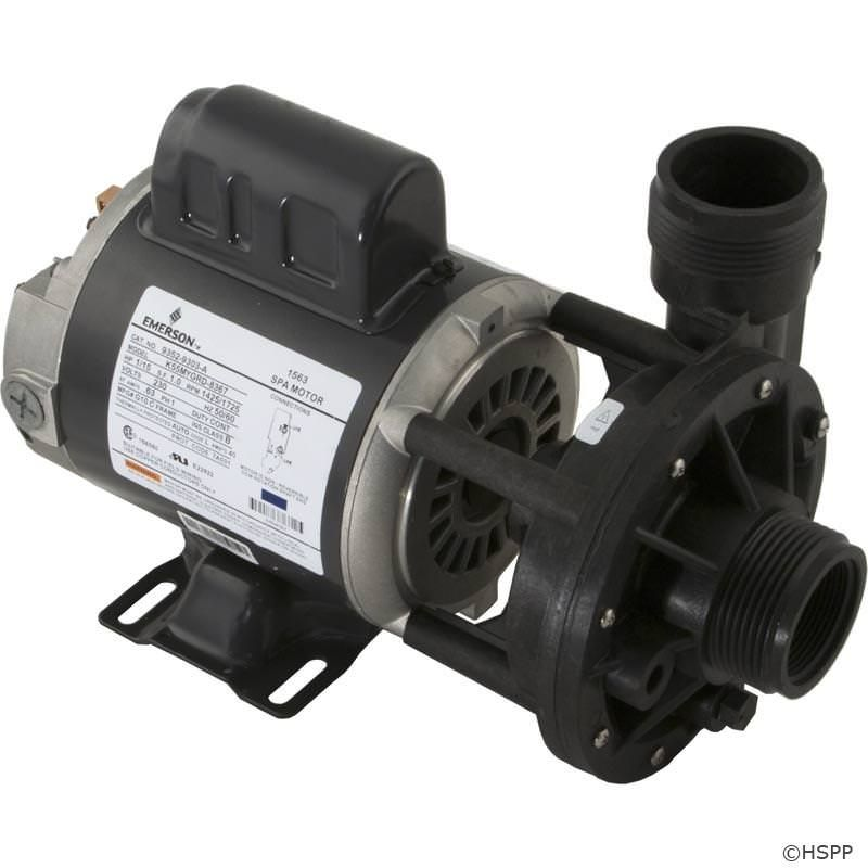 Aqua-Flo Circ-Master CMHP Spa Circulation Pump 1/15 HP 230V - 02093001-2010