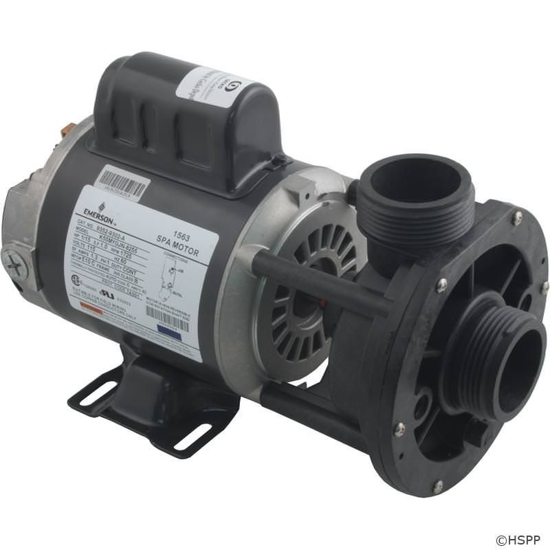 Aqua-Flo Circ-Master CMCP Spa Circulation Pump 1/15 HP 230V - 02593001-2010