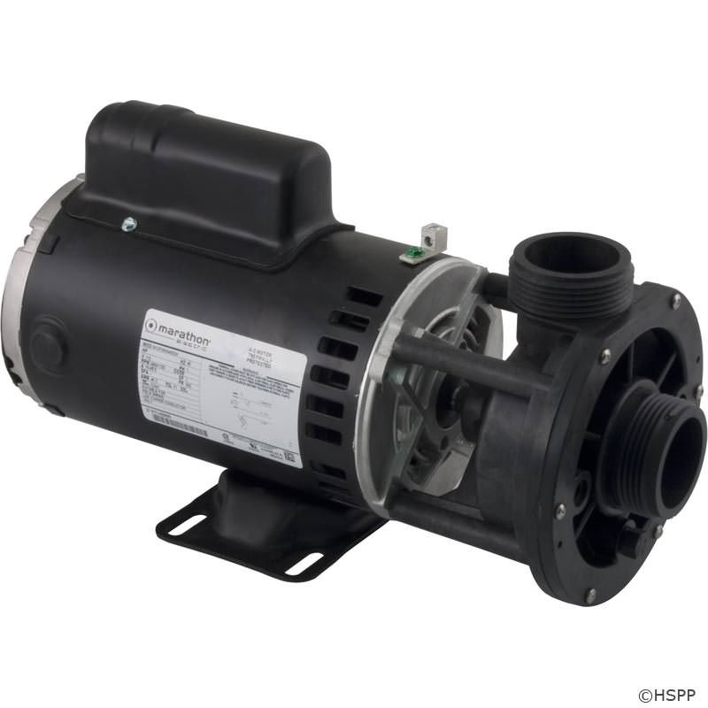 Aqua-Flo Flo-Master FMCP 1.5 HP 2 Speed 115V Spa Pump 02615000-1010