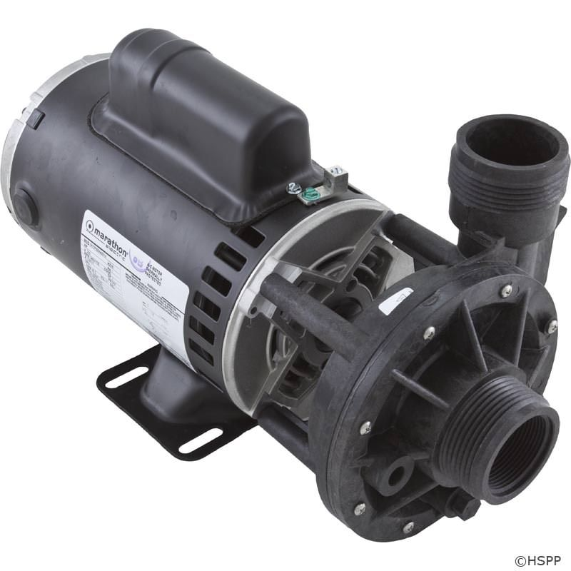 Aqua-Flo Flo-Master FMHP 1 HP 2 Speed 230V Spa Pump 02110005-1010