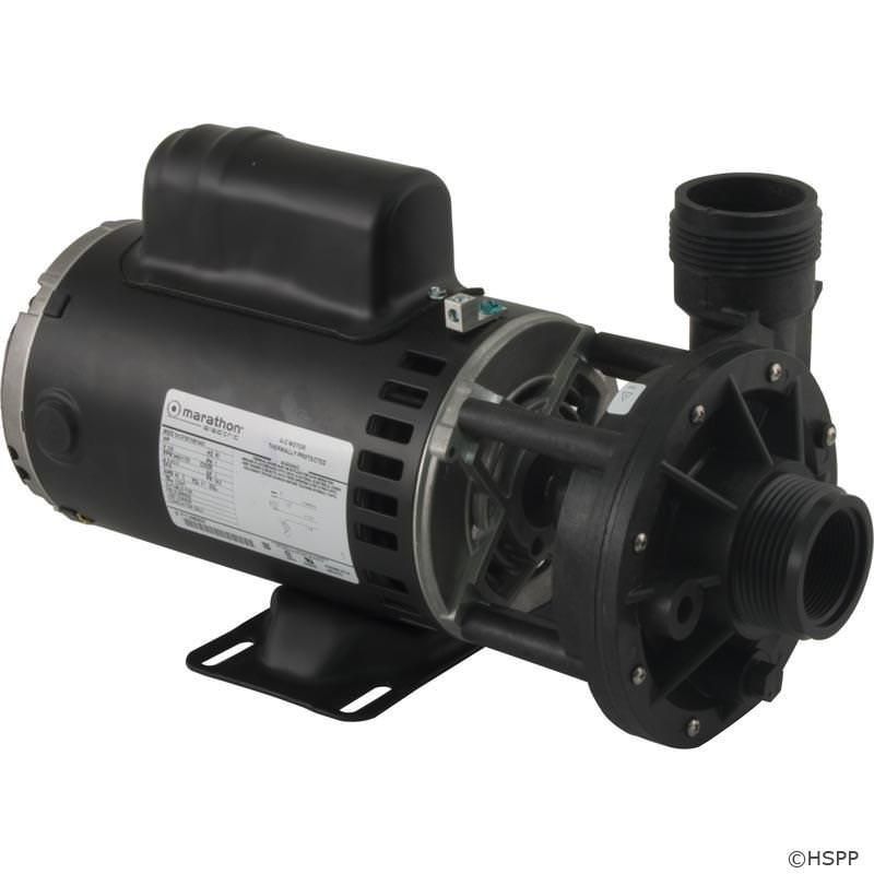 Aqua-Flo Flo-Master FMHP 2 HP 2 Speed 230V Spa Pump 02120000-1010