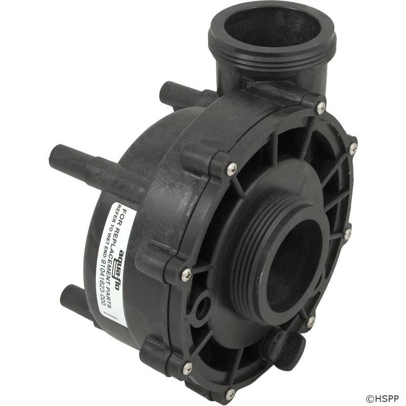 "Aqua-Flo Flo-Master XP2 56 Frame 2.5 HP 2"" Wet End 91041623"