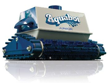 Aquabot Junior Robotic In-Ground Pool Cleaner ABJR