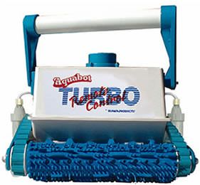 Aquabot Turbo Remote Control Robotic In-Ground Pool Cleaner
