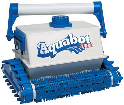 Aquabot Turbo Robotic In-Ground Pool Cleaner