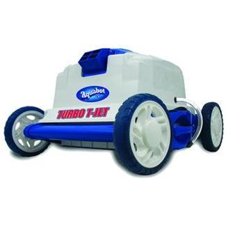 Aquabot Turbo T-Jet Robotic In-Ground Pool Cleaner ABTTJET