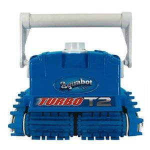 Aquabot NE342 - Aquabot Turbo T2 Robotic In-Ground Pool Cleaner