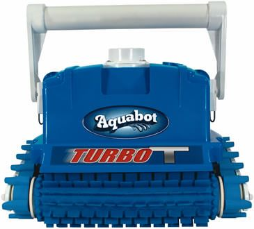 Aquabot NE340 - Aquabot Turbo T Robotic In-Ground Pool Cleaner