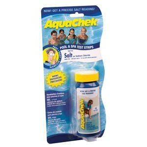 AquaChek Salt Water Test Strips