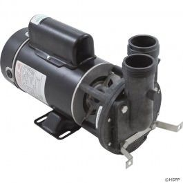 AquaFlo Flo-Master FMVP 1 HP 1-Speed 115V Spa Pump 00710348-2 / FMV-10-1S