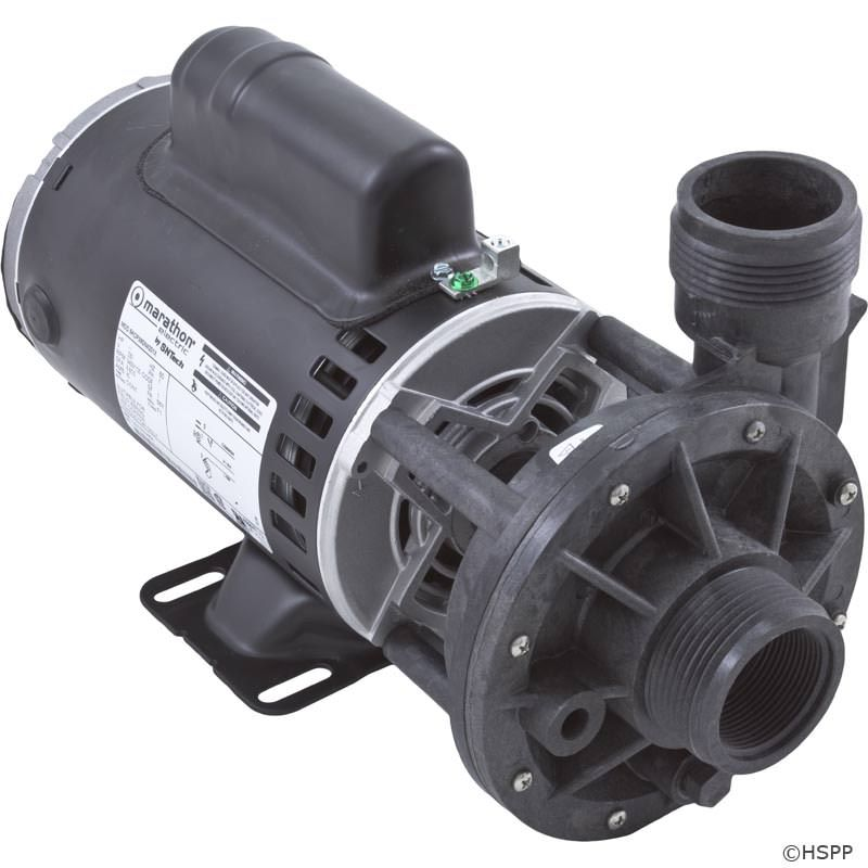 Aqua-Flo Flo-Master FMHP 1.5 HP 2 Speed 230V Spa Pump 02115005-1010