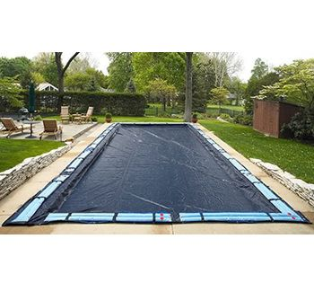 Arctic Armor Winter Cover for 12 ft x 24 ft Rectangle Pool 8 yr Warranty