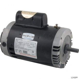 B121  Pool Pump Motor 56C Frame 3/4 HP Keyed Shaft 115V/230V