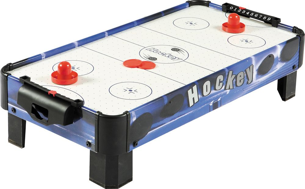 Carmelli Blue Line 32 Inch Table Top Air Hockey Table
