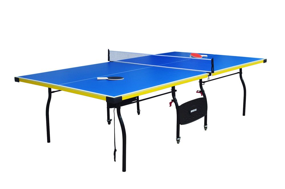 Carmelli NG2325B - Bounce Back 9 Foot Table Tennis Table
