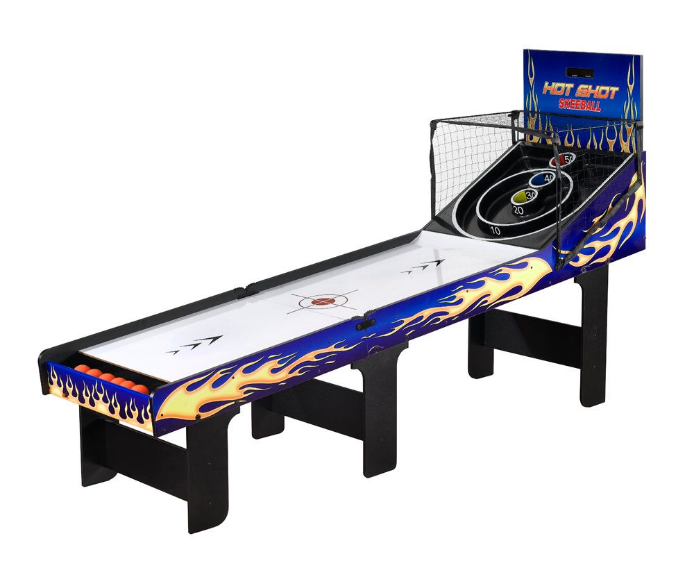 Carmelli NG2015 - Carmelli Hot Shot Skee-Ball Table