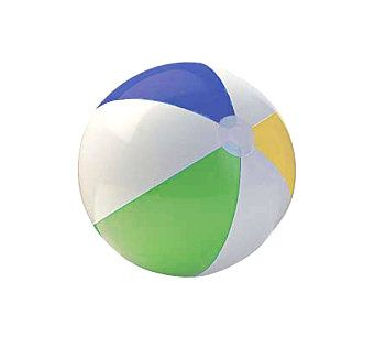 PoolMaster PMS-90-1037 - Classic 24 Inch Beach Ball - Poolmaster 81124