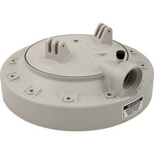 Hayward Perflex EC40 / EC50A Filter Head with Vent Valve ECX10334P