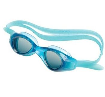 Finis Nitro Swim Goggle - Youth - Aqua/Smoke