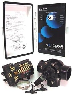 Hayward Goldline Solar Pool Control w/ Valve GLC-2P-A
