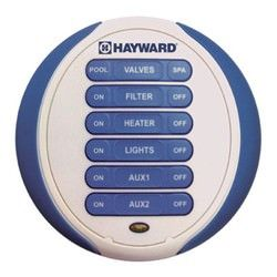 Hayward GLD-30-608 - Hayward Aqua Logic Wireless Spa-Side Remote GLX-SS-RF