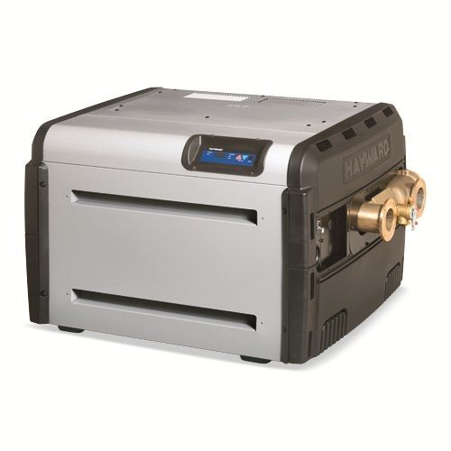 Hayward H-Series ASME 400K BTU NG Pool Heater H400FDNASME