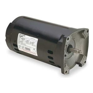 H635 Pool Pump Motor 56Y Frame 1 HP Square Flange 3-Phase 208-230/460V
