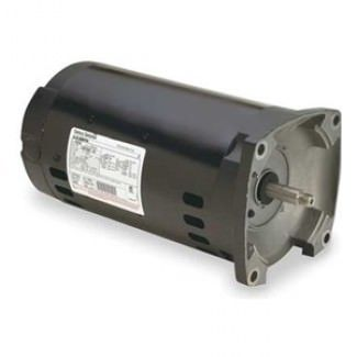 H637 Pool Pump Motor 56Y Frame 2 HP Square Flange 3-Phase 208-230/460V